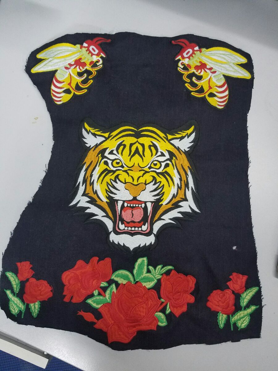 Normal Embroidery